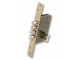 701B : Mortise cylinder lock, without latch, 2 turns