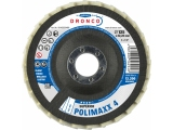 POLIMAXX 4 Superior : Gloss polishing flap disc & Polishing compound