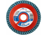 POLISPEED Superior : Polishing wheel for corners and angles